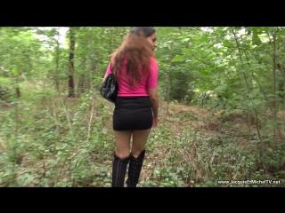 Samira, beurette de 22ans [big ass, teen, new porno, public sex, blowjob, hd]