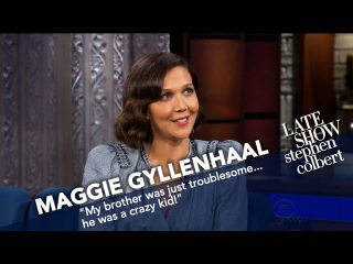 Maggie Gyllenhaal On Misogyny 'I'm Not Going To Take It Anymore