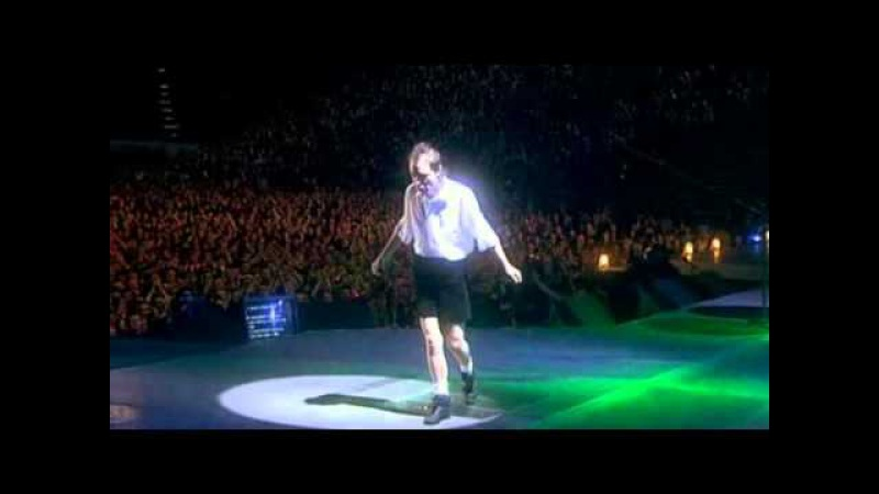 ACDC (Angus Young performed musical and personal show) - Live