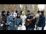Выступление для кадетов Якшур-Бодьи в финале военно-тактической игры