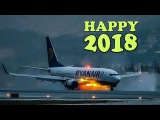 BEAUTIFUL AVIATION by JustPlanes - HAPPY 2018!!