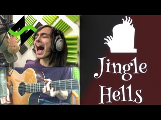 Бубенцы - [Anti New Year Cover] Jingle Bells Minor Guitar version by Zilkov ae