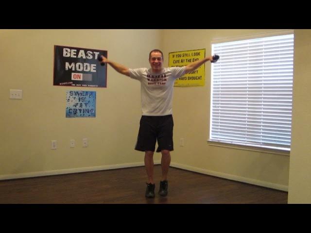 15-минутная низкоударная тренировка для начинающих. 15 Minute Low Impact Workout - HASfit Easy Workouts - Easy Exercises - Beginner Workout Exercises