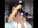 HOW TO BLOW DRY YOUR HAIR CURLY   Sarah Angius
