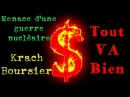 Menace d'une guerre nucléaire Krach Boursier... Tout va bien ! RDP 11/02/18