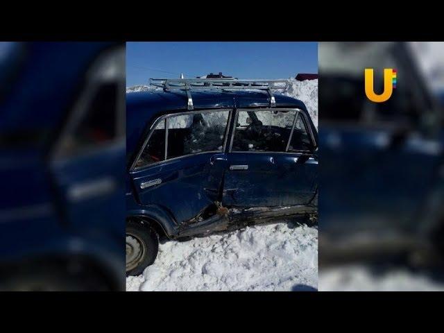 На выходных в городе в результате аварии пострадал водитель