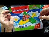 Видеосовет 5. Выбор пластилина для плоской пластилиновой анимации