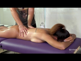 Raven Redmond - Teen Raven Redmond's First Time On Film Getting Kinky Massage 05.02.2018  #Hardcore, #Vlowjob, #One #On #One, #B