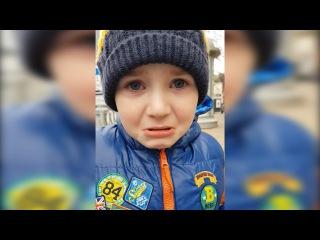 «Я хочу завтра опять пойти в школу»: первоклассник из Краснодара не рад зимним к ...