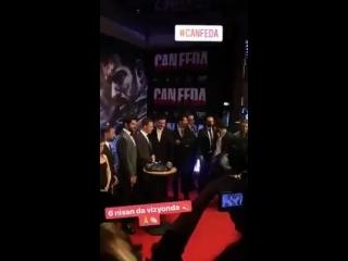 #CanFeda Galasından Ekip Röportajı!