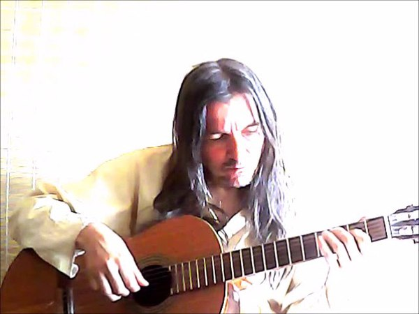 Sea Elegy - Michael Lotus . Music for guitar, flute and sea waves