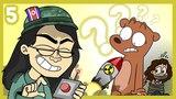 Фёдор Комикс Рисует... ТАК, СТОП! Это точно то шоу, что я раньше смотрел?..