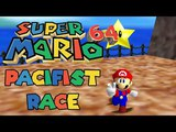 Super Mario 64 Pacifist Race - Stream Archive
