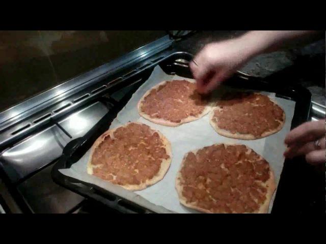 Համեղ ԼԱՀՄԱՋՈ Սաթենիկից ЛАМАДЖО Армянская пицца от Сатеник Lamajo Satenik cooking in Armenian