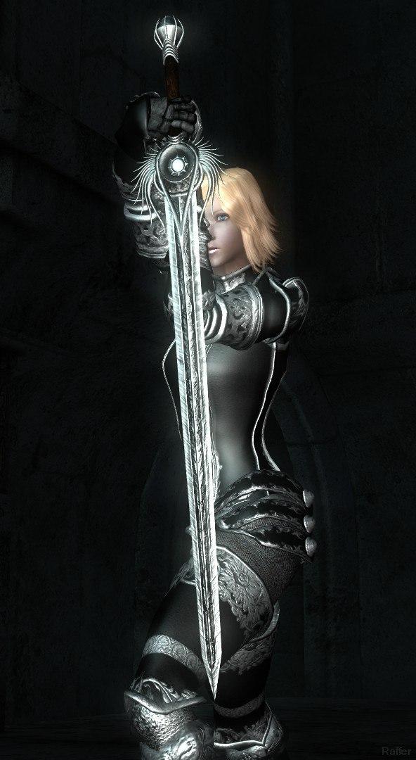серебряные мечи