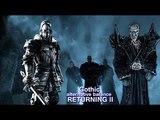 Gothic 2 возвращение 2.0 alternative balance Страж БратстваЗа молотом в ледяную локу #46