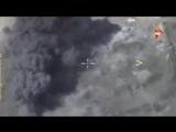 Уничтожение боевиков в Сирии