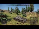 IS-7 russian top heavy tank 7K damage wot console