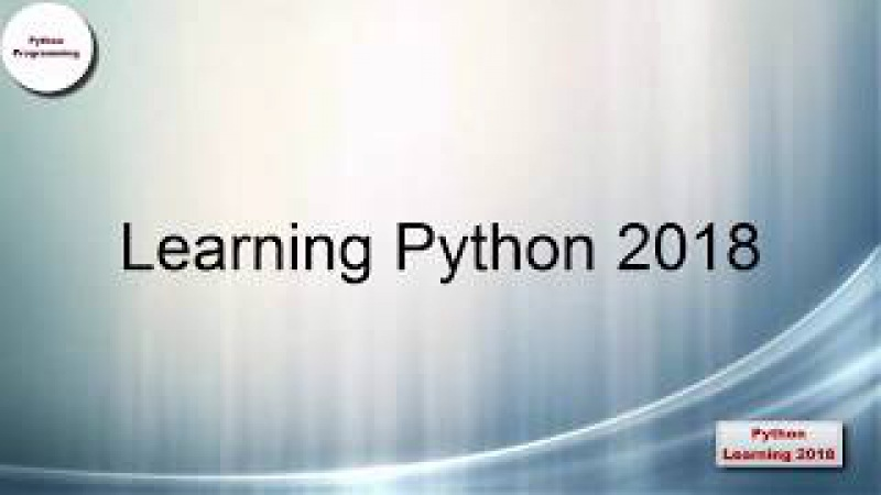 Learning python 2018 | Working with classes