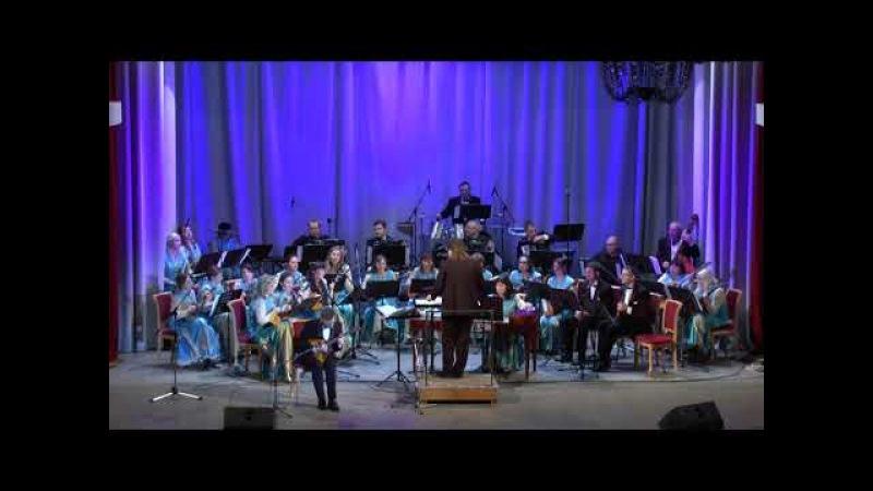 Андрей Шпенёв Джазовая импровизация на тему белорусской народной песни «Я табун стерегу»