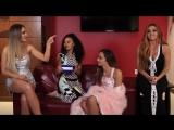 Little Mix Talks First Kisses