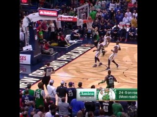 Boston Celtics в Instagram: @jaytatum0 getting it going in NOLA