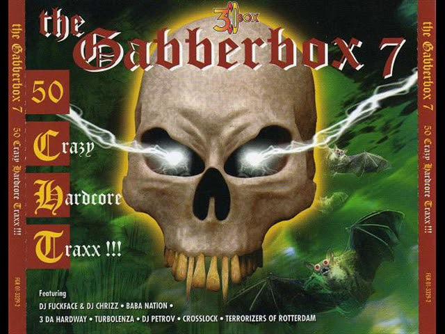 GABBERBOX VOL. 7 [FULL ALBUM 12443 MIN] HD HQ HIGH QUALITY 1997 50 CRAZY HARDCORE TRAXX !