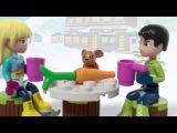 Конструктор LEGO Friends Heartlake 41322 Горнолыжный курорт: каток