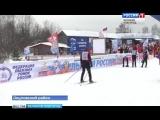 ГТРК СЛАВИЯ Лыжня России в Окуловке 12 02 18