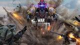 Odin vs FEAR Стрим игры War Robots by V