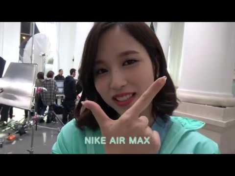 【メイキング】NIKE/ナイキ NIKE AIRMAX <TWICE出演>ABCマート
