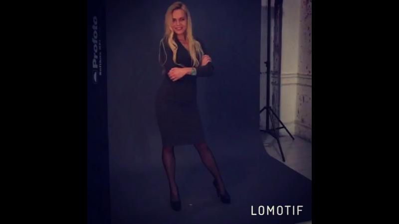 Съёмки для каталога одежды
