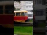 Бесплатный музыкальный трамвай Екатеринбурга