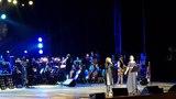 Ольга Кормухина и Хелависа спели дуэтом на концерте в Москве