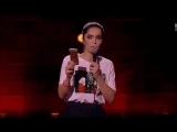 Юлия Ахмедова Stand up-Зажигалка-айфон
