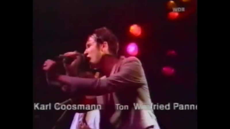 Gang Of Four Damaged Goods Live At Rockpalast Zeche Bochum March 10 1983