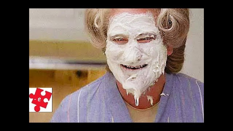 Миссис Даутфайр 1993 трейлер / Робин Уильямс. Пирс Броснан