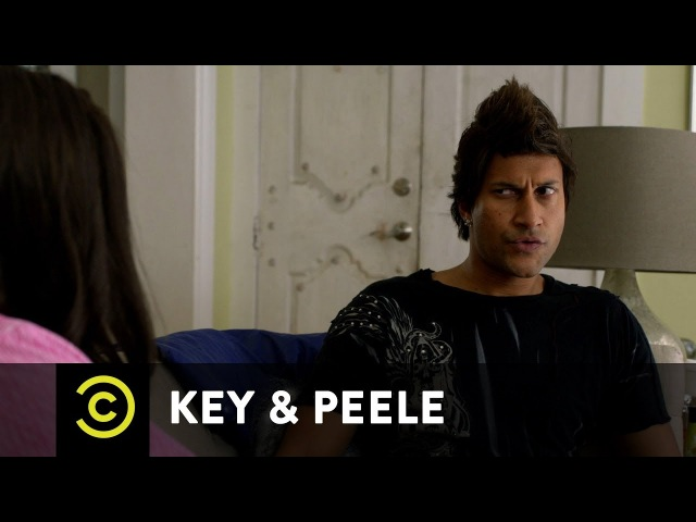 Key Peele Meegan and Andre Break Up