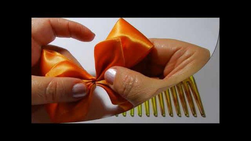 Increiblemente fácil de hacer con un peine Incredibly easy to do with a comb Laço com pente