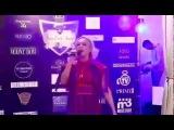 Павел Раков и Сара Окс на премии Alusso Event Awards