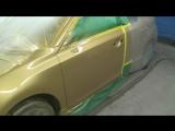 Как попасть в цвет при покраске Авто?