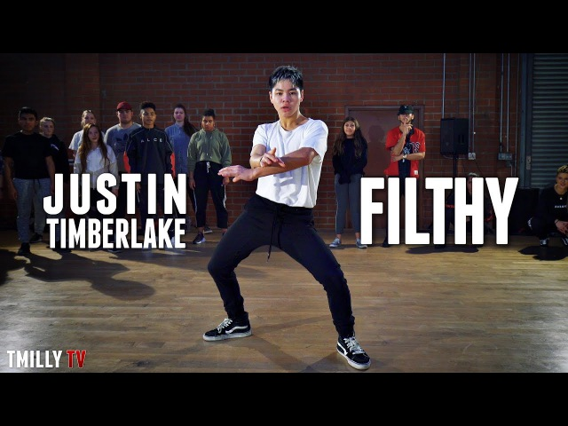 Justin Timberlake - Filthy - Choreography by Jake Kodish - TMillyTV ft. Everyone