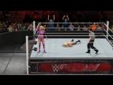 Becca vs Alexa Bliss