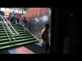 Эксклюзивные кадры из нового автобуса команды, где обычно видеосъемка строго запрещена, и тренировка на стадионе