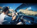 Лоурайдер в Москве Chevrolet Impala SS 1963 OlaDeBlue