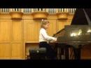 Лядов -Вальс фа диез минор исполняет Усачева Лена 4-й класс ДМШ им Иванова-Крамского