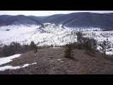 Красота гор на Самарской Луке