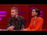 Calvin Harris и Dua Lipa дали интервью к Грэхам Нортон Шоу