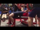 Ахмед Мусаев жмёт 202,5 кг