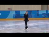 2018 Winter Olympics | PyeongChang-2018 | Ladies | Morning practice | Gangneung Ice Arena | 19/02/2018 | Part 2